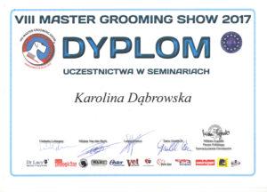 Seminaria: Pudel Terrier Clip, West- grooming komercyjny, Bichon Frise- techniki nożyczkowe, Cocer Spaniel Angielski - grooming konkursowy